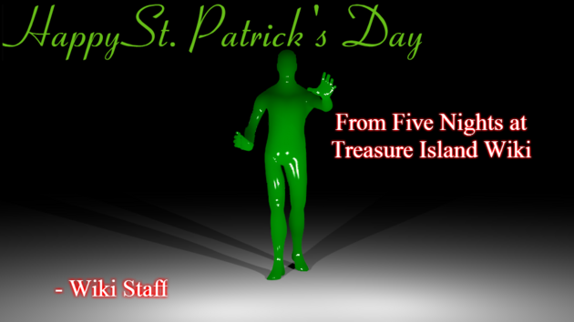 St Partick's Pic