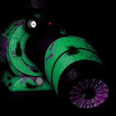 Old Voo-Doo V2, by XxXWitheredToyBonniexXx.