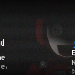 The title screen you get when you beat 3/20 mode on the custom night, prior to the revamp.