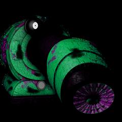 Prototype Voo-Doo, by XxXWitheredToyBonniexXx.