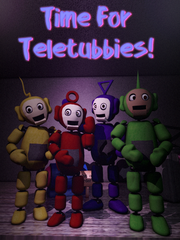 Time for teletubbies fnatl1
