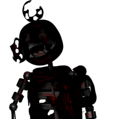 Withered Monster (FINAL REMAKE), by XxXWitheredToyBonniexXx.