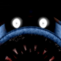 The Noo-Noo jumpscare shown after pressing the start button with all six AI levels on six.