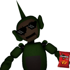 i fix dopsy, u can't even tell he's broken, by XxXWitheredToyBonniexXx.