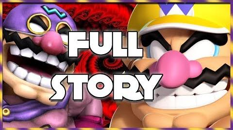 The FULL STORY of Five Nights at Wario's