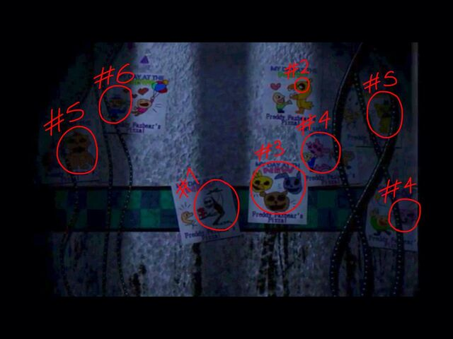 File:Fnaf 2 the pictures on the walls by pokemonmasta14-d83y8gm.jpg