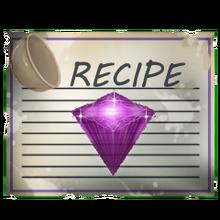 Special Garnet Gem Recipe