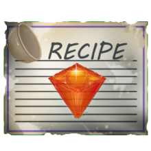 Special Clinohumite Gem Recipe