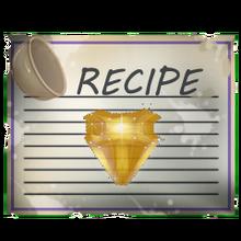 Special Topaz Gem Recipe