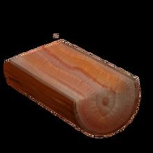 Raw osage wood