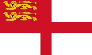 Flag of Sark