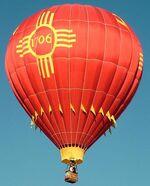 Abqflaghotairballoon