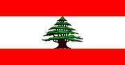 Lebanon (brown trunk)