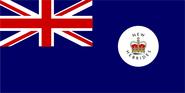 British New Hebrides 1953