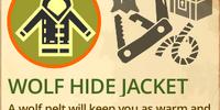 Wolf Hide Jacket
