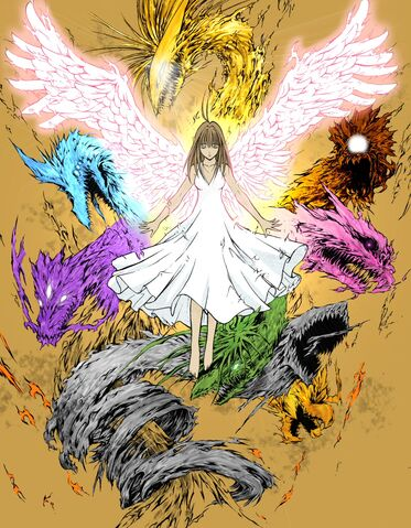 File:Flame of Recca Hime by blindedTrickster.jpg