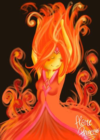 File:Flame princess by xmembrillita-d4sn39p.jpg