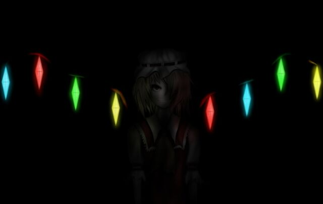 File:Flandre in the dark by yamadaaoi-d4mnz8h.jpg