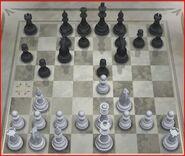 Chess 11 Bb3
