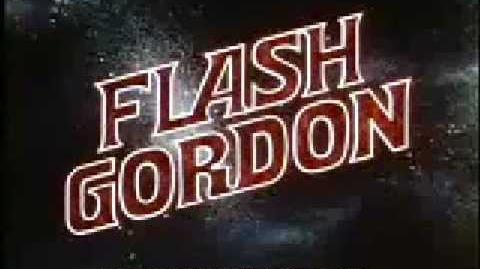 FLASH GORDON Cartoon Intro