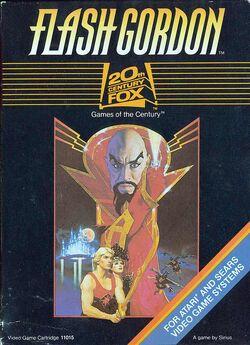 Flash Gordon 2600