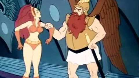 The New Adventures of Flash Gordon - 1x03 - King of the Hawkmen
