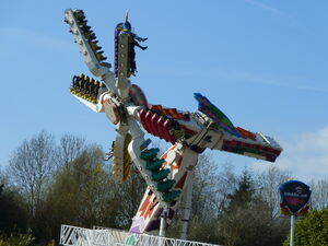 Whirlwind Lightwater Valley