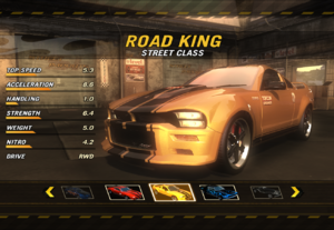 Flat out uc road king