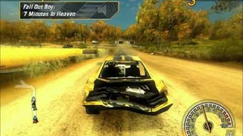 FlatOut 2 Midwest Ranch 3