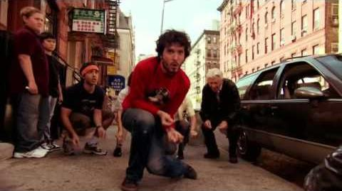 """""""Stay Cool"""" - Flight of the Conchords"""