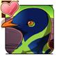 Great Blue Waveskimmer Icon