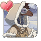 Longneck Hunter Icon