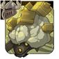 Pyrite Pauldrons