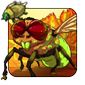 Venomous Fly