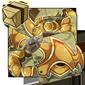 Burnished Gold Armor