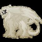 Black linen head wrap tundra f
