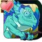 Nephrite Chameleon Icon