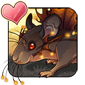 Ember Mouse Icon