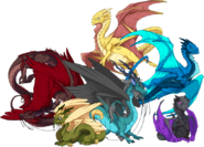 All limited dragons