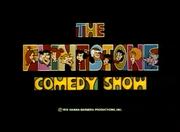 The Flintstone Comedy Hour title screen