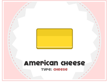 American Cheeese