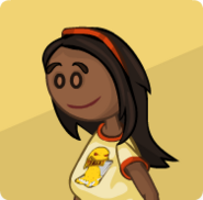 (Donuteria) Sasha before Star Customer