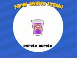 Unlocking purple burple