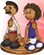 Papi and hija