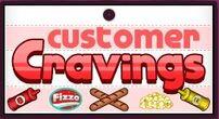 Customer cravings hot doggeria