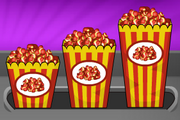 Red Hot Popcorn-all sizes