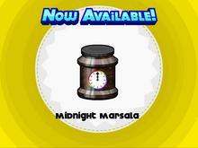 Papa's Pastaria - Midnight Marsala