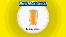 Orange Juice Pancakeria HD