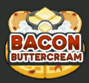 Bacon Buttercream (Logo)