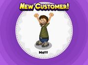 Matt - Papa Bakeria